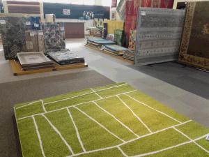本日より3日間『絨毯ギャベ展』を開催しております!!の写真1