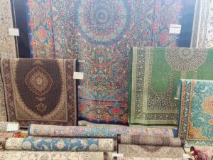 本日より3日間『絨毯ギャベ展』を開催しております!!の写真3
