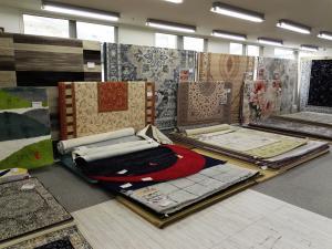 本日より3日間『絨毯展』を開催しております!!の写真2